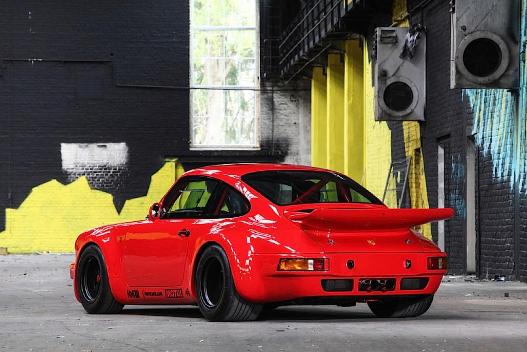Porsche 911 RS 3.5 Red Evolution - DP Motorsport fait sa révolution ! 35