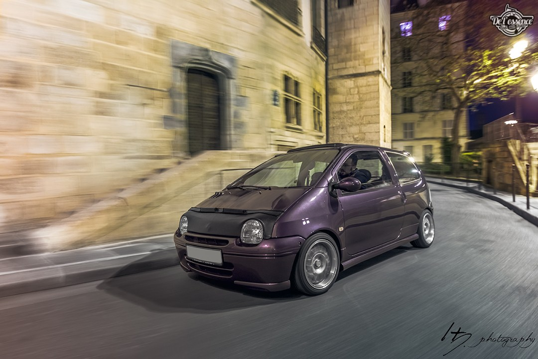 Fred's Renault Twingo - Un jeu de jantes et puis... 13