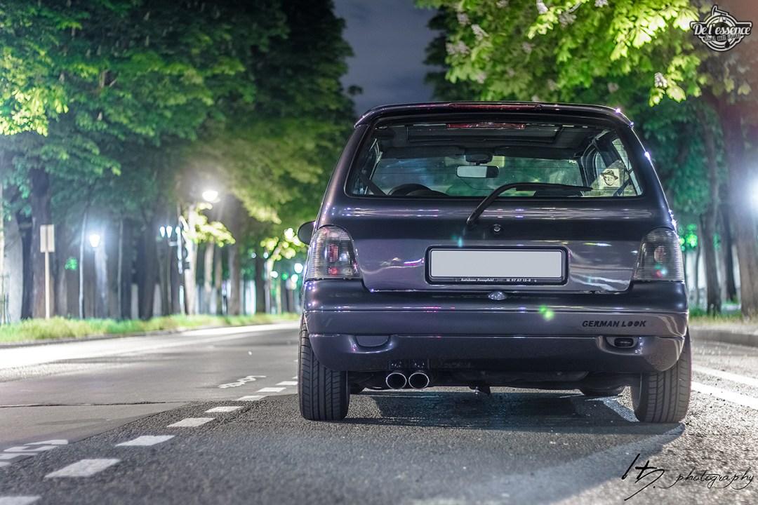 Fred's Renault Twingo - Un jeu de jantes et puis... 17