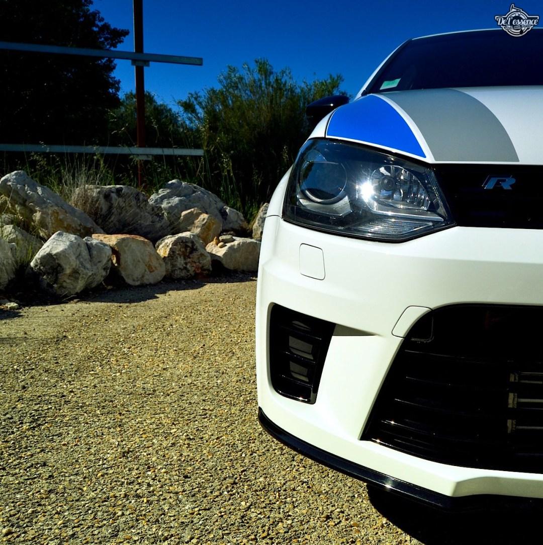 Alexandre's VW Polo R WRC Edition - Une fourmi de 400+ ! 102