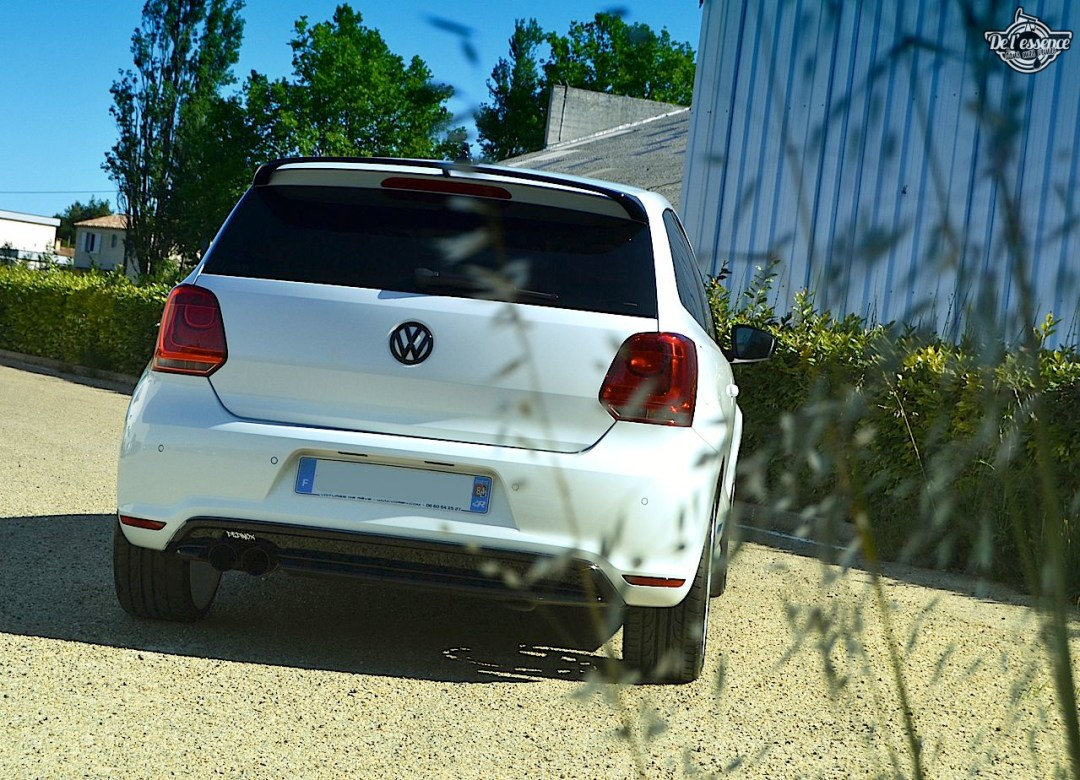 Alexandre's VW Polo R WRC Edition - Une fourmi de 400+ ! 113