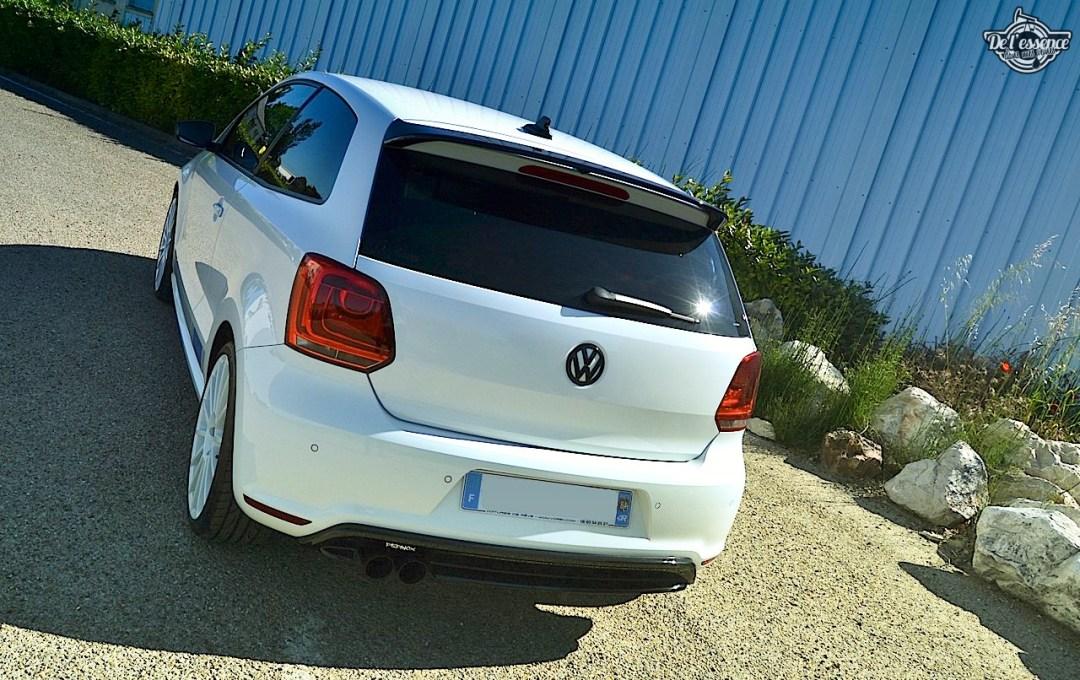 Alexandre's VW Polo R WRC Edition - Une fourmi de 400+ ! 114