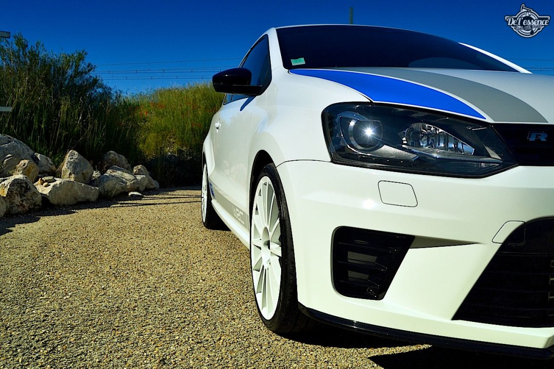 Alexandre's VW Polo R WRC Edition - Une fourmi de 400+ ! 117