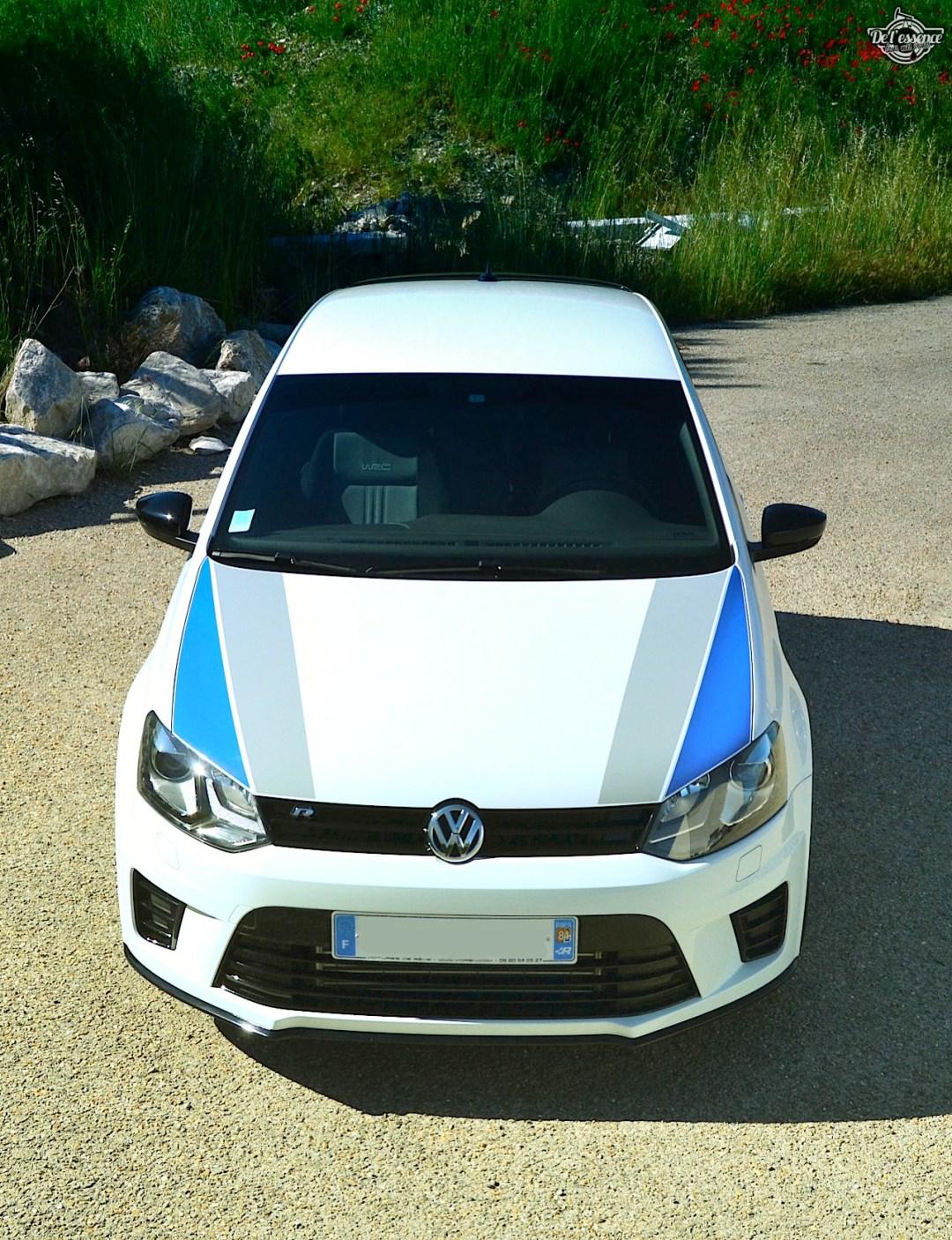 Alexandre's VW Polo R WRC Edition - Une fourmi de 400+ ! 84