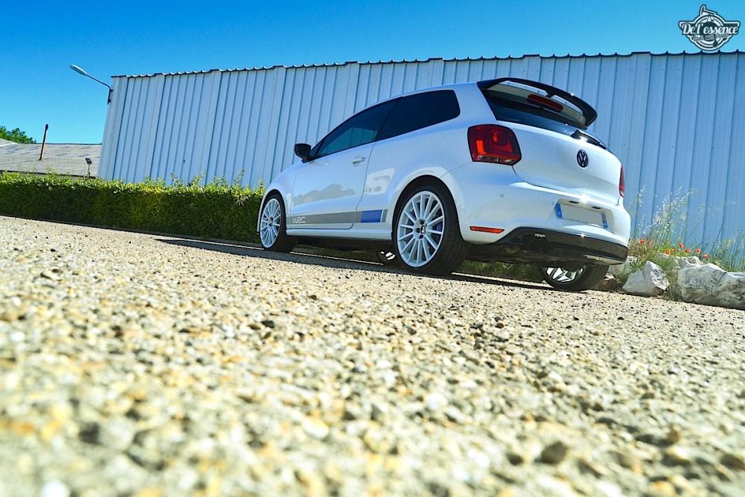 Alexandre's VW Polo R WRC Edition - Une fourmi de 400+ ! 85