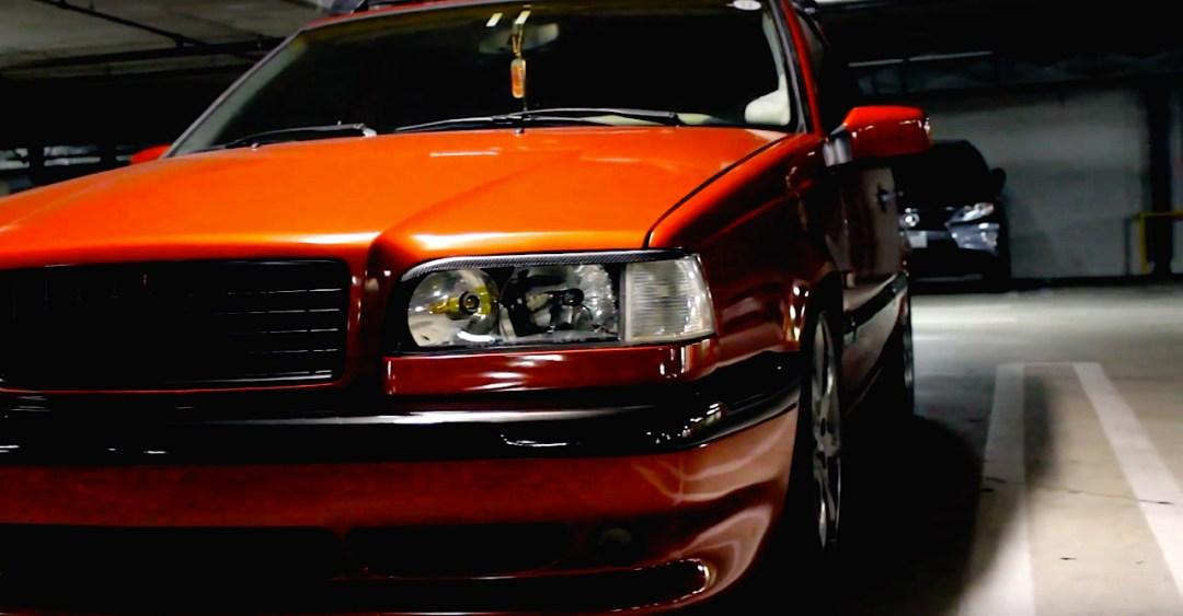 """Volvo 850 T5 : """"The Brick"""" 7"""