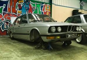 DLEDMV - BMW 520i E28 Florian Airride- 03