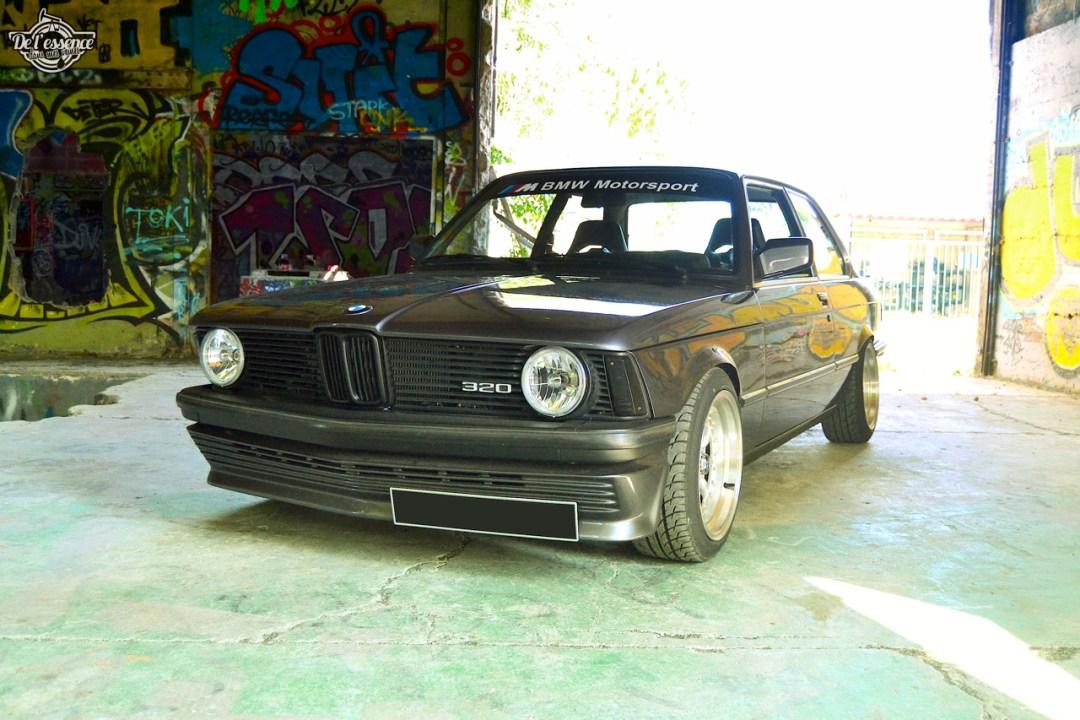 Fabrice's BMW 320-5i E21 - Sauvée des eaux ! 83
