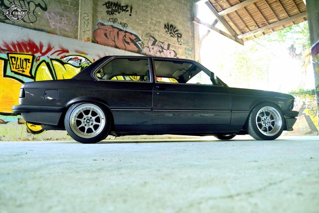 Fabrice's BMW 320-5i E21 - Sauvée des eaux ! 105