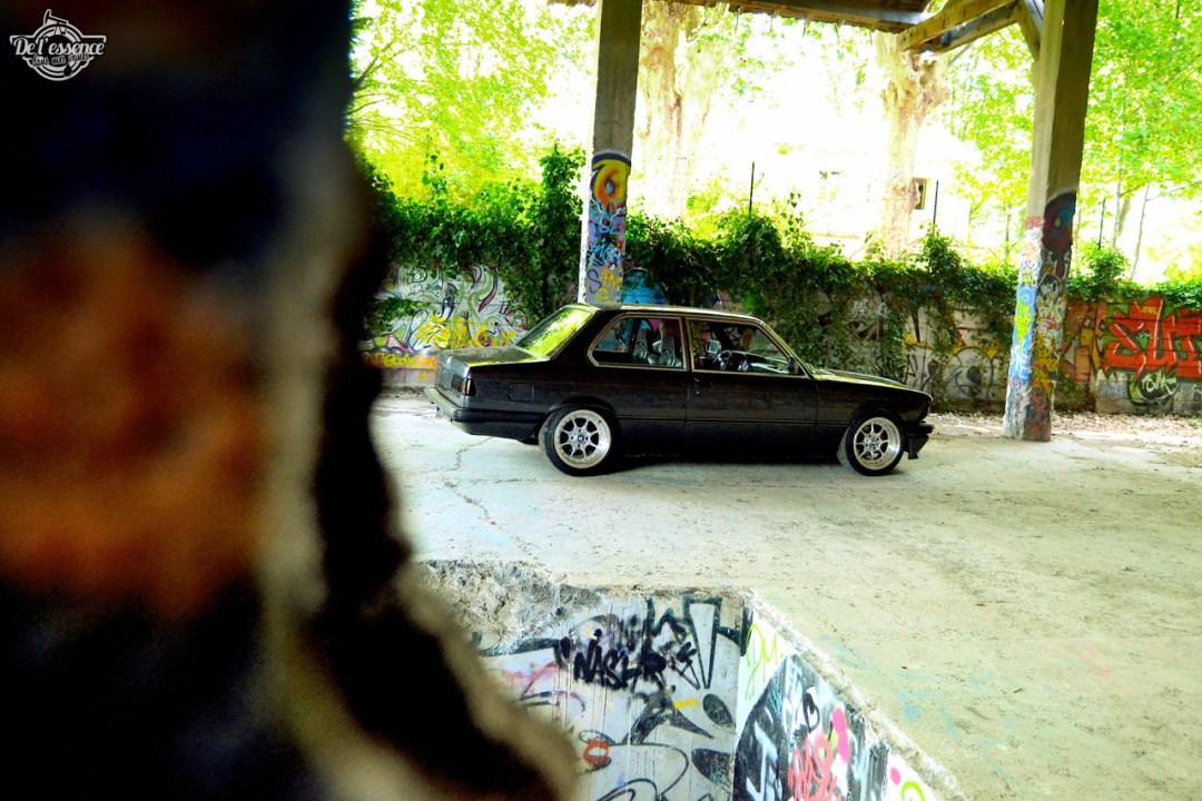 Fabrice's BMW 320-5i E21 - Sauvée des eaux ! 106