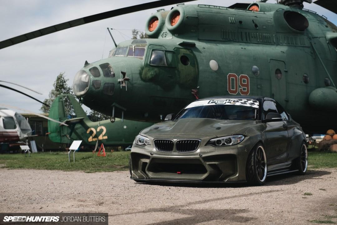 BMW F22 Eurofighter - En Kevlar mon pote ! 34