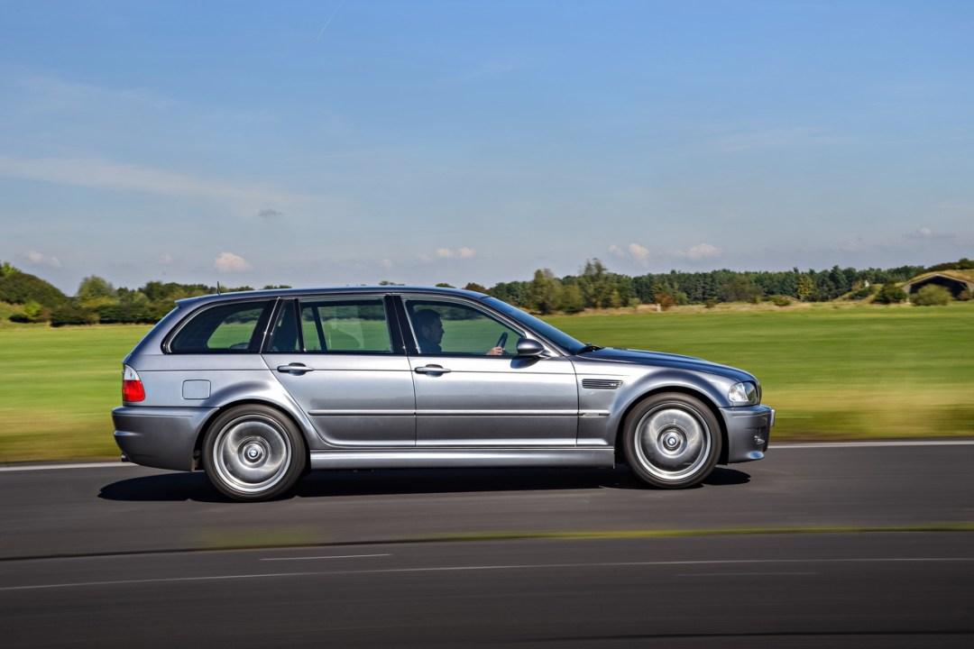 BMW M3 E46... touring ! Oui, elle existe... 32