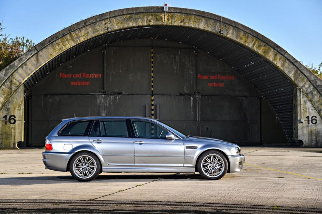 BMW M3 E46... touring ! Oui, elle existe... 29
