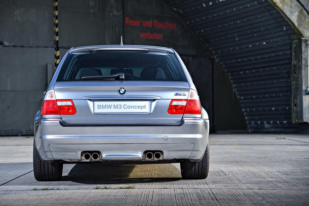 BMW M3 E46... touring ! Oui, elle existe... 28