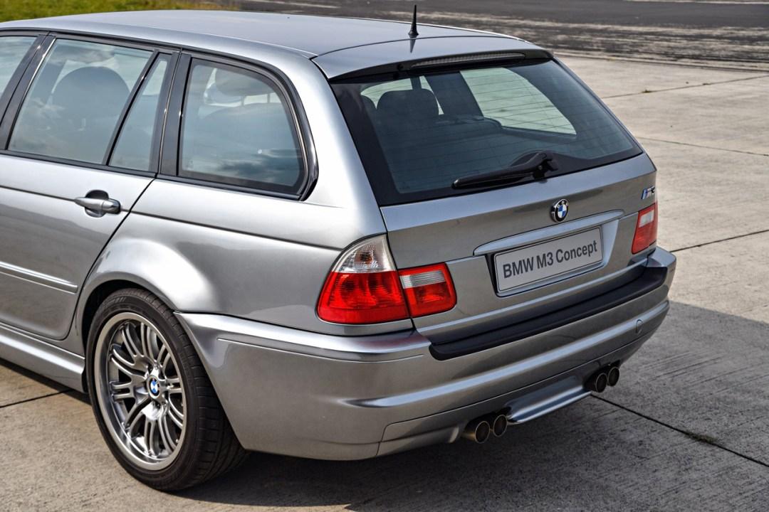 BMW M3 E46... touring ! Oui, elle existe... 26