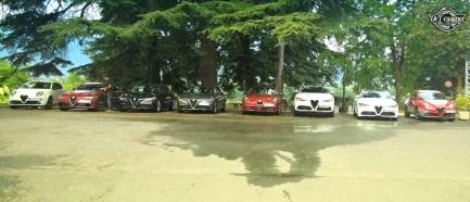 DLEDMV Essai Alfa Giulia QV 16