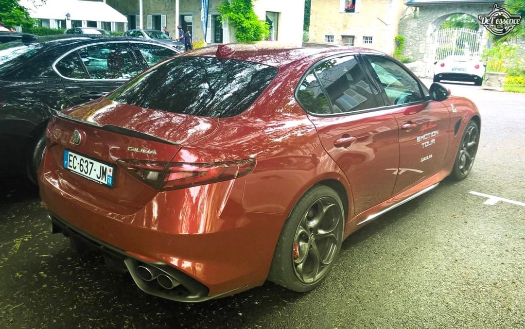 Essai DLEDMV - Alfa Giulia Quadrifoglio Verde - Violente ! 39