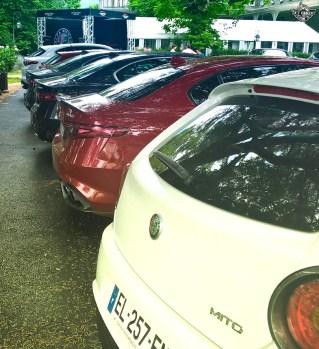 DLEDMV Essai Alfa Giulia QV 20