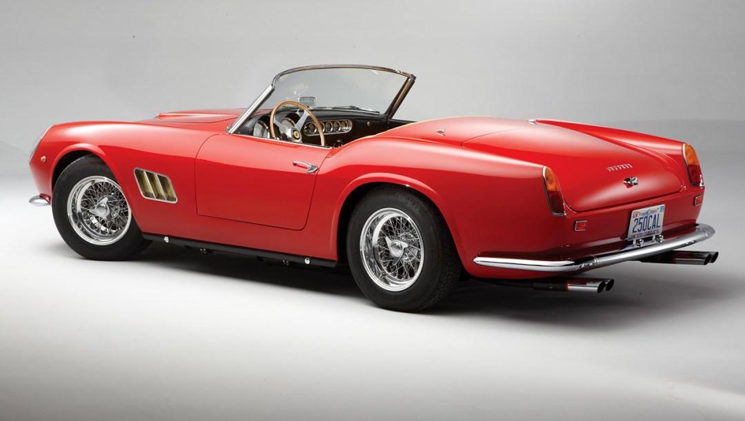 Ferrari 250 GT California SWB... Chef d'oeuvre ! 28