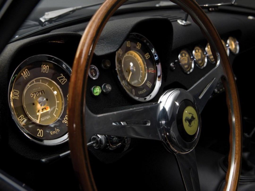 Ferrari 250 GT California SWB... Chef d'oeuvre ! 33