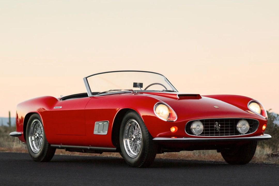 Ferrari 250 GT California SWB... Chef d'oeuvre ! 30