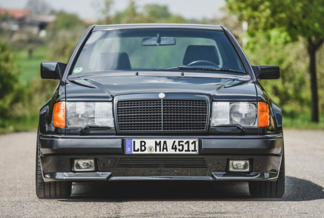 Mercedes 300 CE AMG 6.0 - Here come the Hammer ! 36