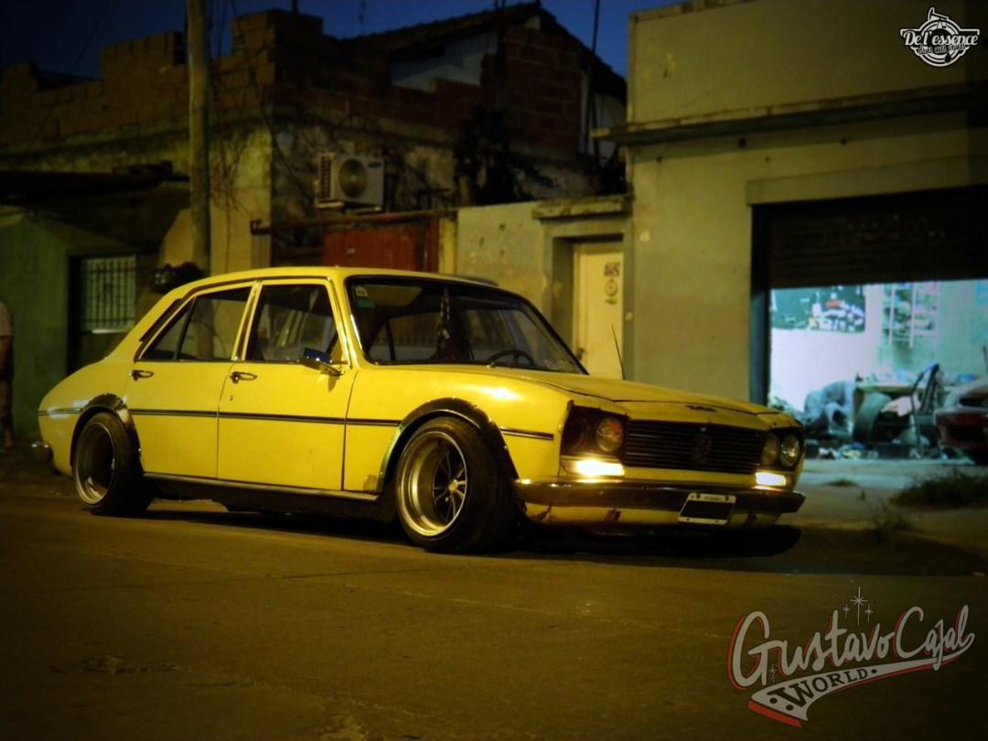"""'76 Gustavo's Peugeot 504 XSE - """"El Vieji"""" 32"""