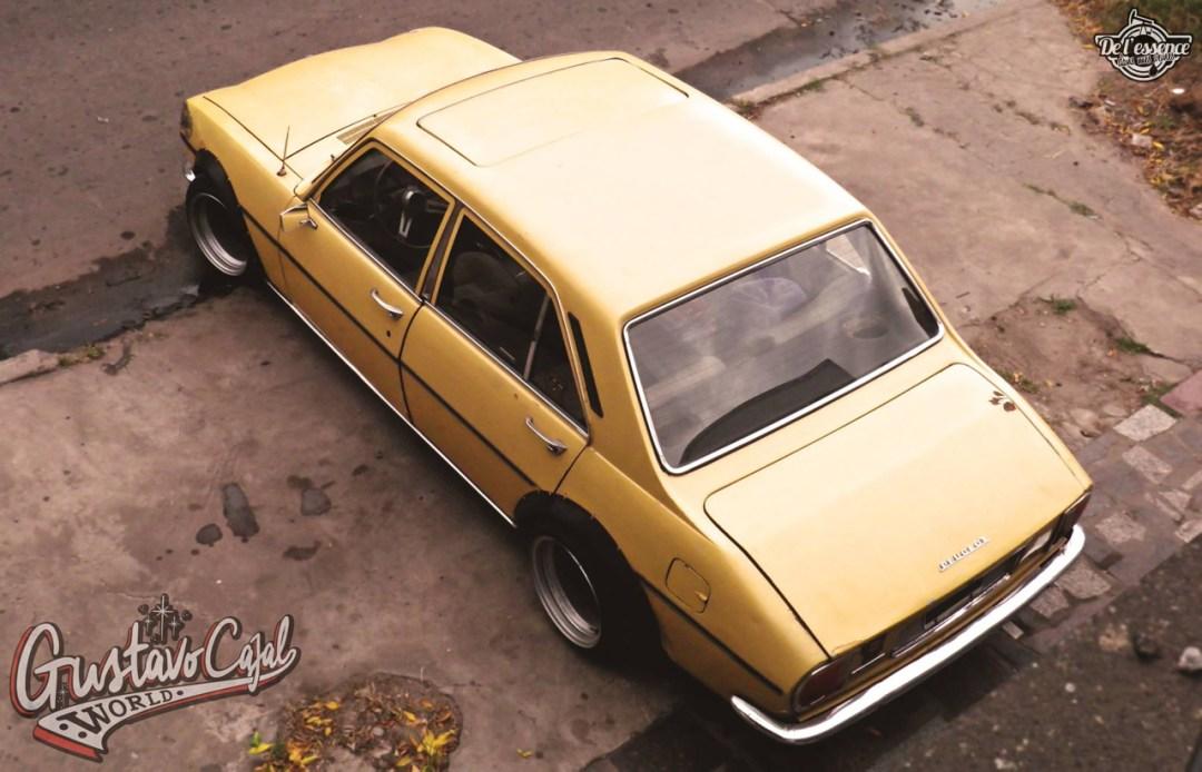 """'76 Gustavo's Peugeot 504 XSE - """"El Vieji"""" 29"""