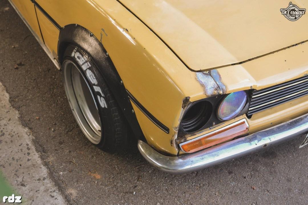 """'76 Gustavo's Peugeot 504 XSE - """"El Vieji"""" 25"""