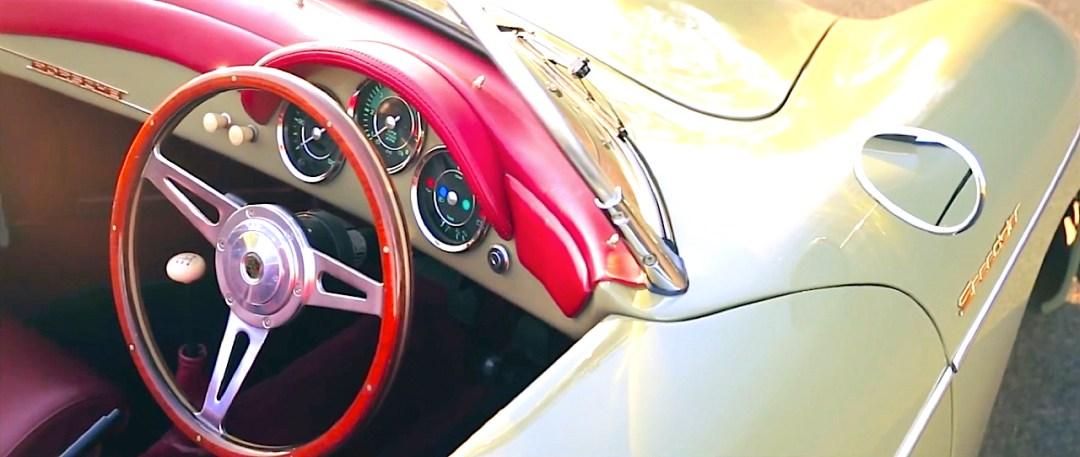 Porsche 356 Speedster 1600 Super... Life on air ! 34