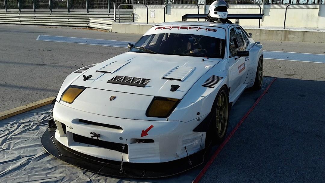 Porsche 968 Time Attack... Goldorak, Goooo ! 19