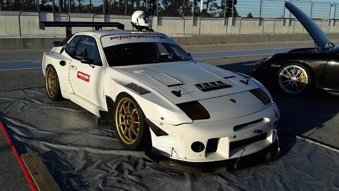 Porsche 968 Time Attack... Goldorak, Goooo ! 18