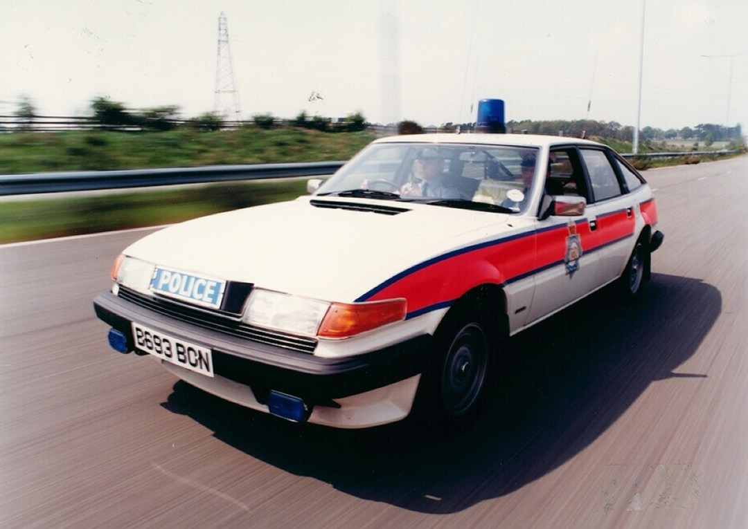 Rover SD1 : Road & Track ! 49