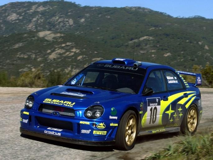 DLEDMV - Subaru WRX STI Nurb - 07