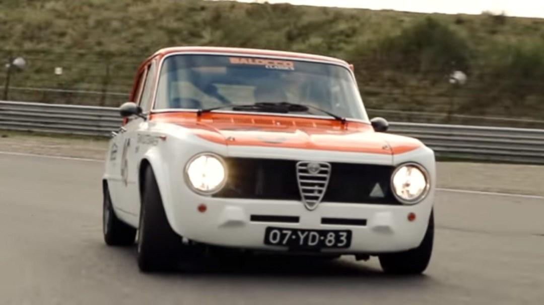 Alfa Giulia Balocco Classics - Bellissima ! 16