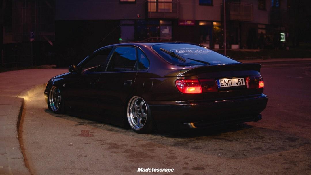 Bagged Toyota Carina E - Même les japs ont leurs beaufs ! 31