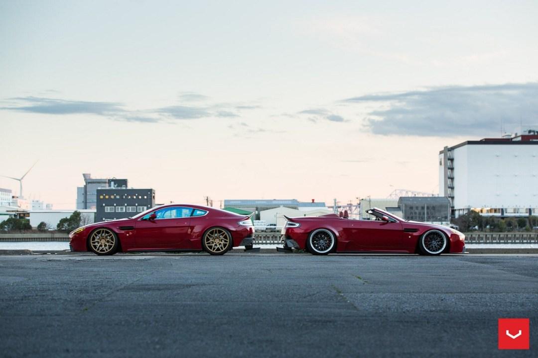 Aston V8 Vantage Roadster... J'veux du sang ! 28