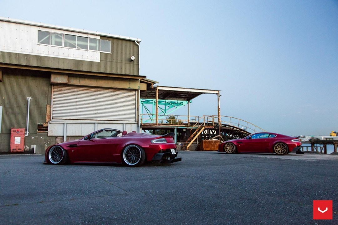 Aston V8 Vantage Roadster... J'veux du sang ! 25