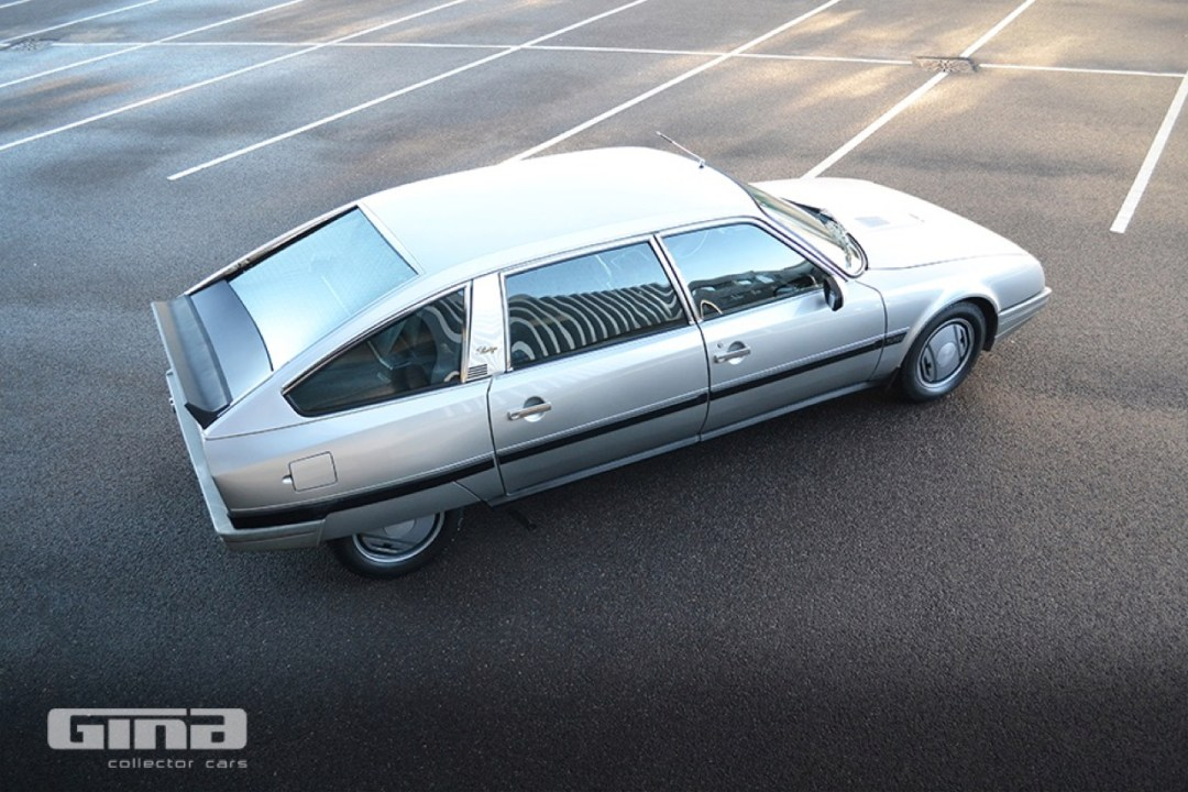 Citroen CX GTi Turbo 2 Prestige... Quand la France faisait encore des haut-de-gamme ! 34