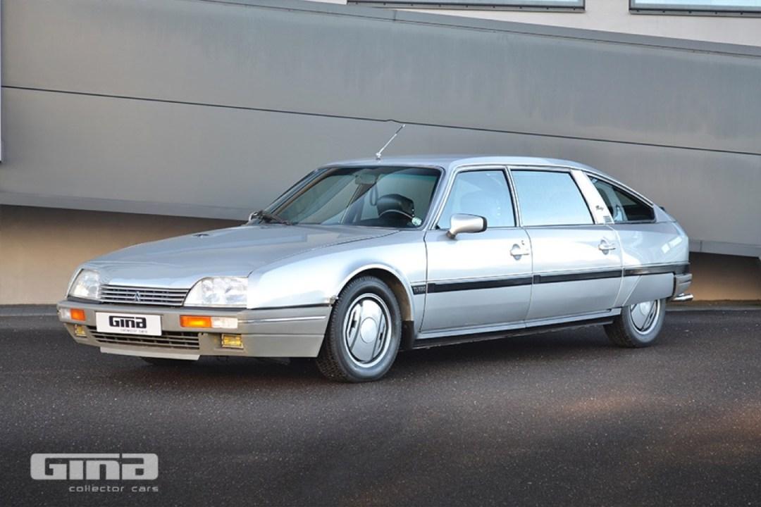 Citroen CX GTi Turbo 2 Prestige... Quand la France faisait encore des haut-de-gamme ! 42