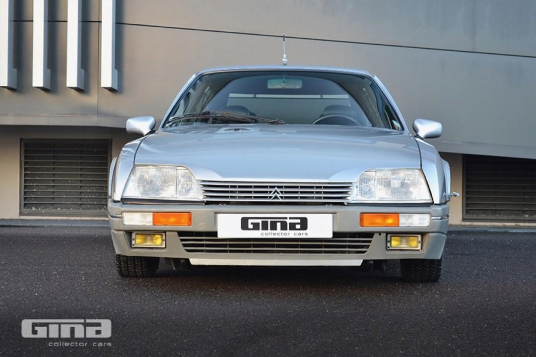 Citroen CX GTi Turbo 2 Prestige... Quand la France faisait encore des haut-de-gamme ! 41