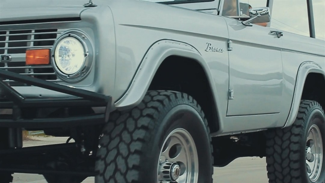 Coyote Ford Bronco - Musclé ! 13