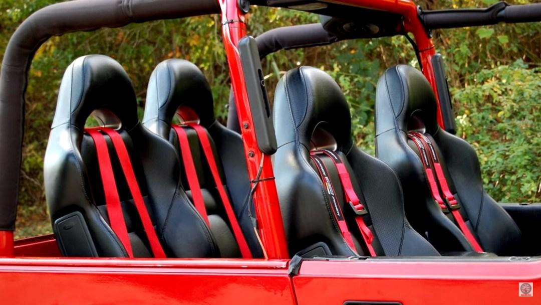 Jeep Wrangler swap 2JZ - 2 cylindres en moins, 2 turbos en plus ! 27