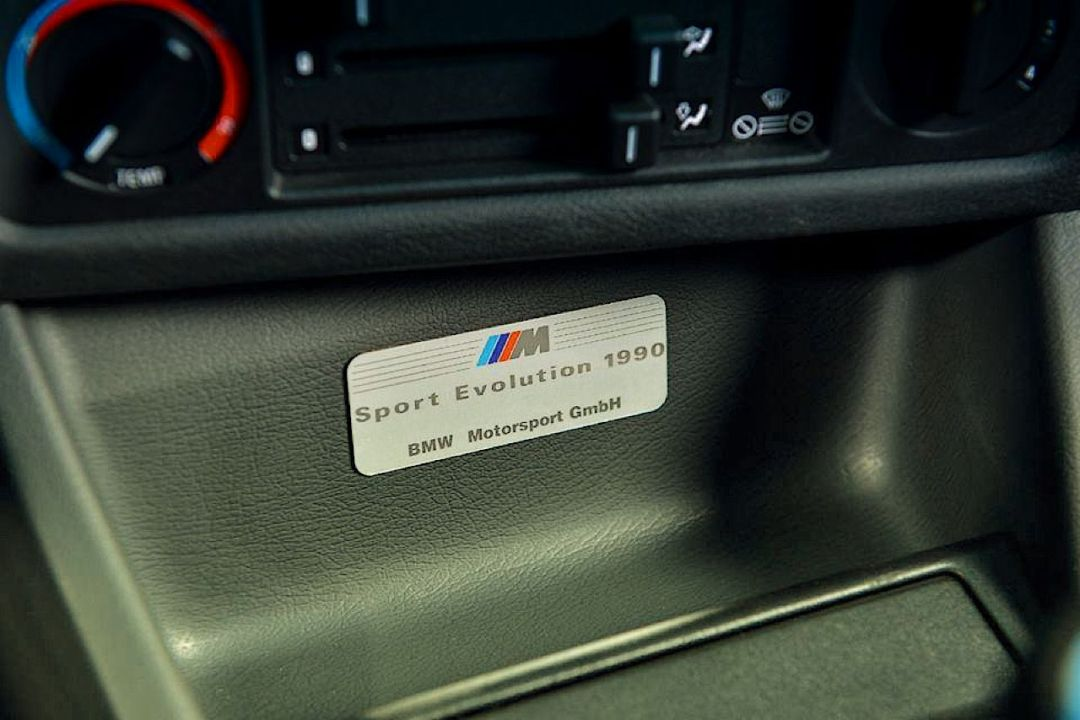 BMW M3 E30 Sport Evo... Bouquet final ! 36