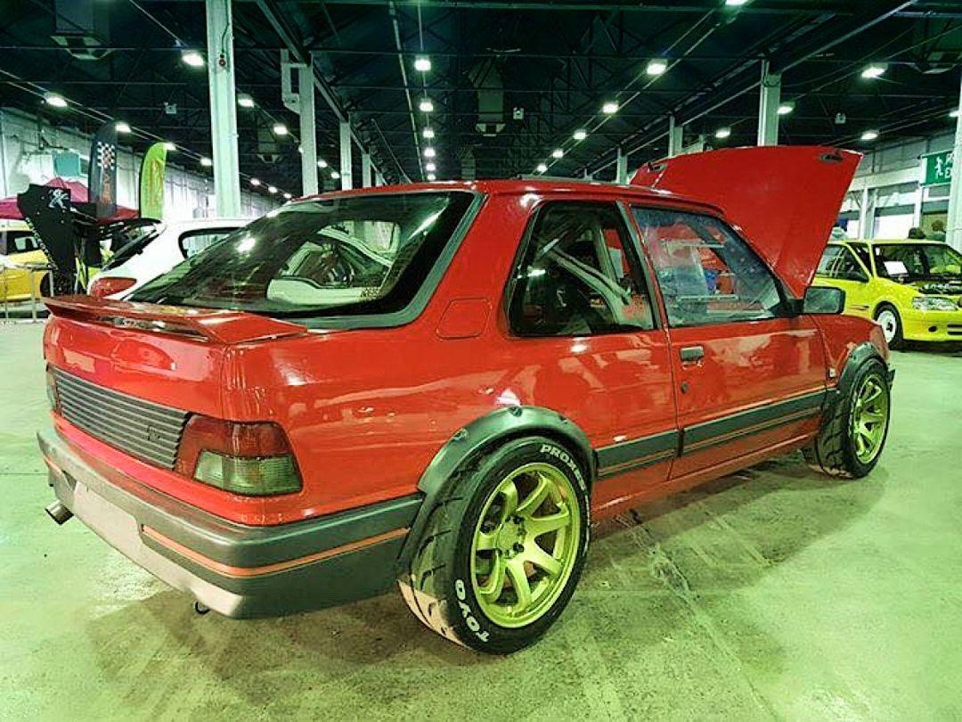 """""""Project Pugonda"""" : La Peugeot 309 Vtec turbo... 19"""