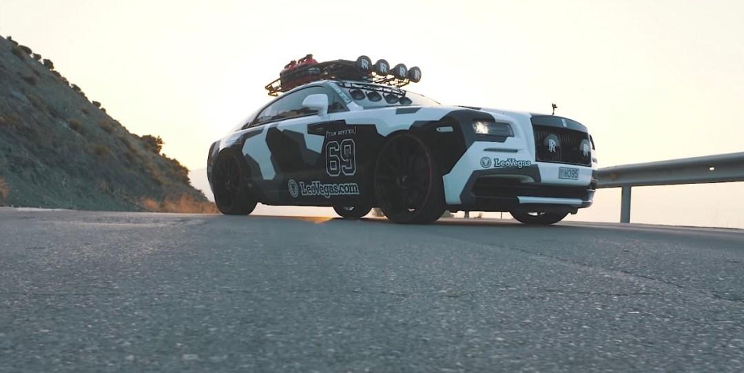 Rolls Royce Wraith 800+ - Jon Olsson à encore frappé ! 15