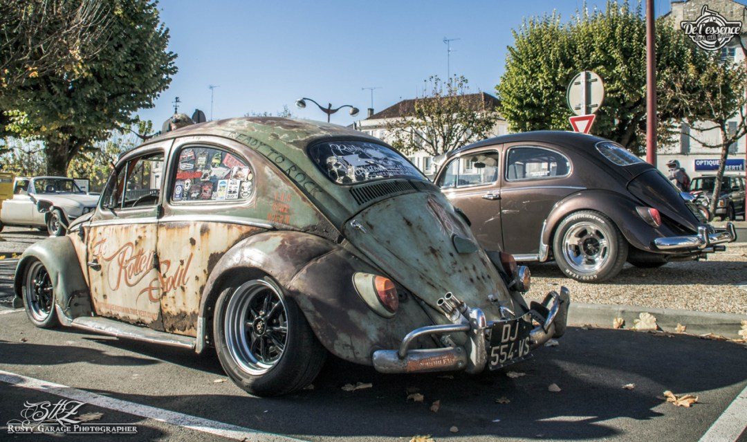 """Tony's Daily """"The Rotten Soul"""" : Low cost & low Cox ! 62"""