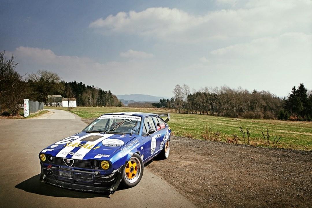 Engine Sound - Alfa GTV6 libéré ! 14