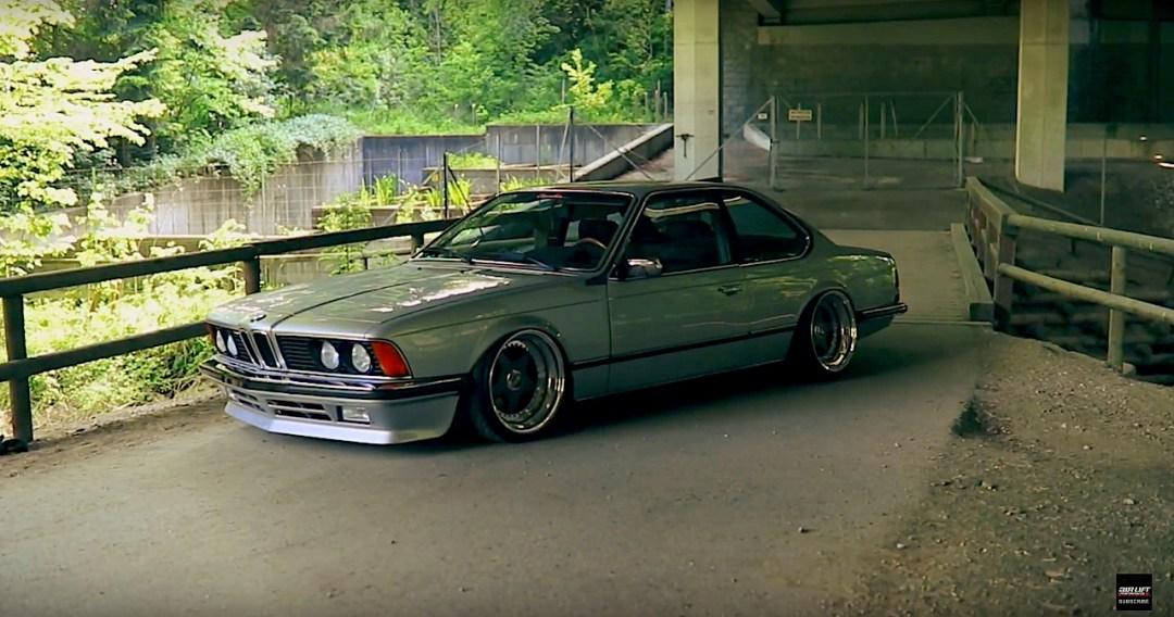 BMW 635 CSI AirLift : Air Shark 10