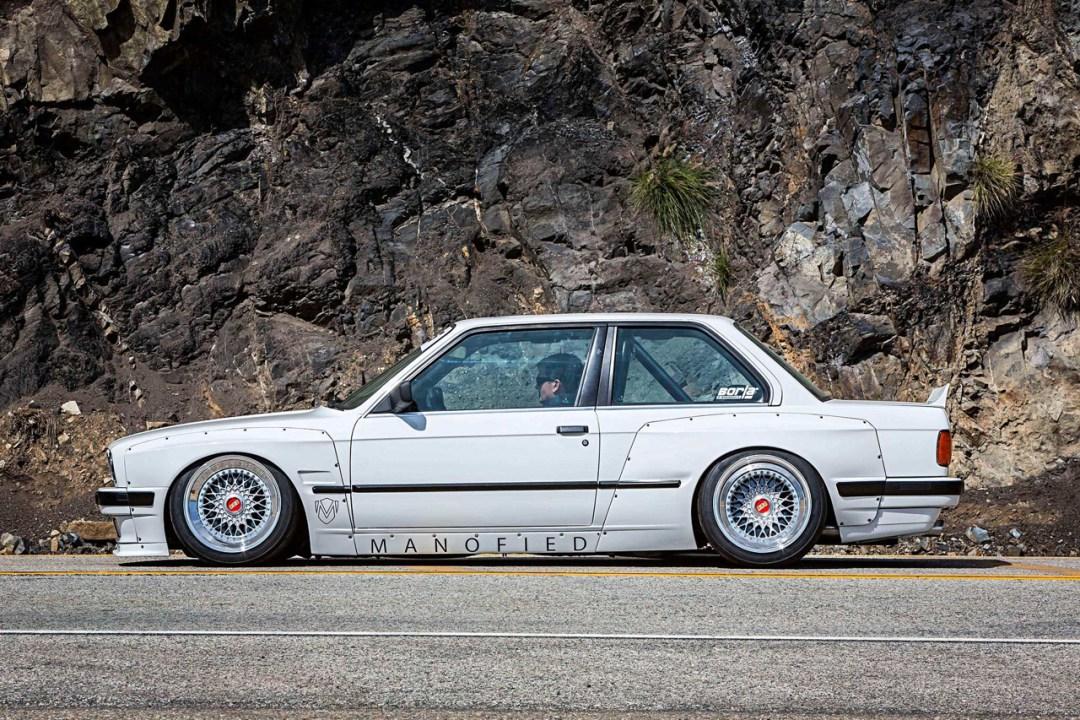 BMW E30 325is en Rocket Bunny... Musclé le lapin ! 23